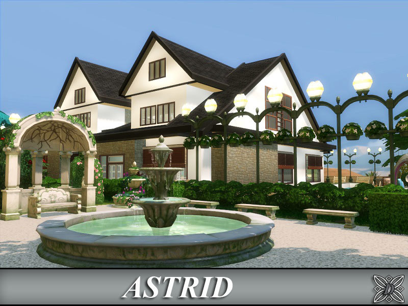 sims 4 family house download cc