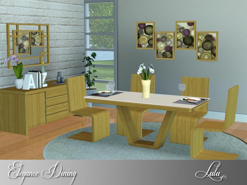 Lulu265's Elegance Dining on