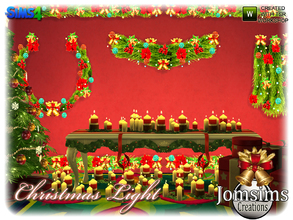 Sims 4 Downloads - 'christmas'