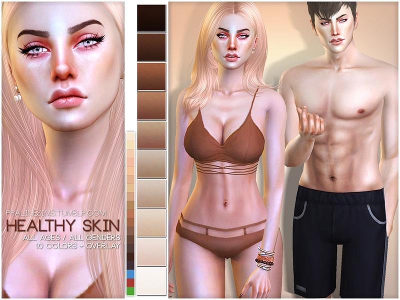 Die Sims sexy Skins