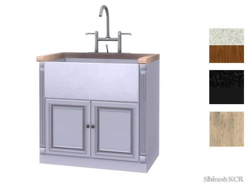 Kitchen Julia   Farmhouse Sink