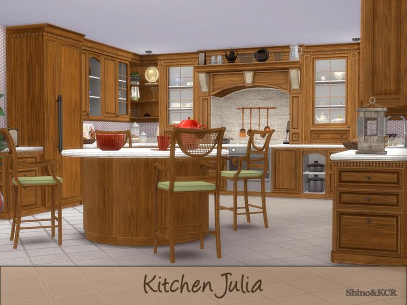 ShinoKCR's Kitchen Julia