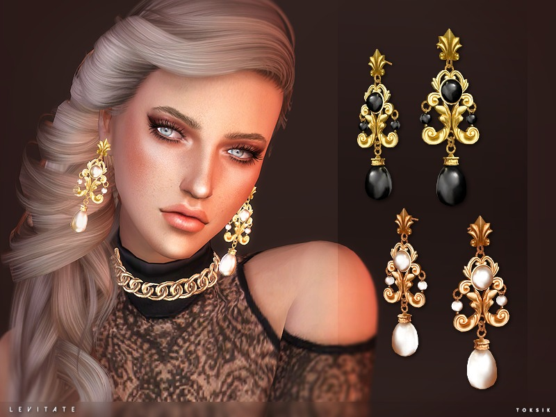 Toksik levitate earrings for Jewelry books free download