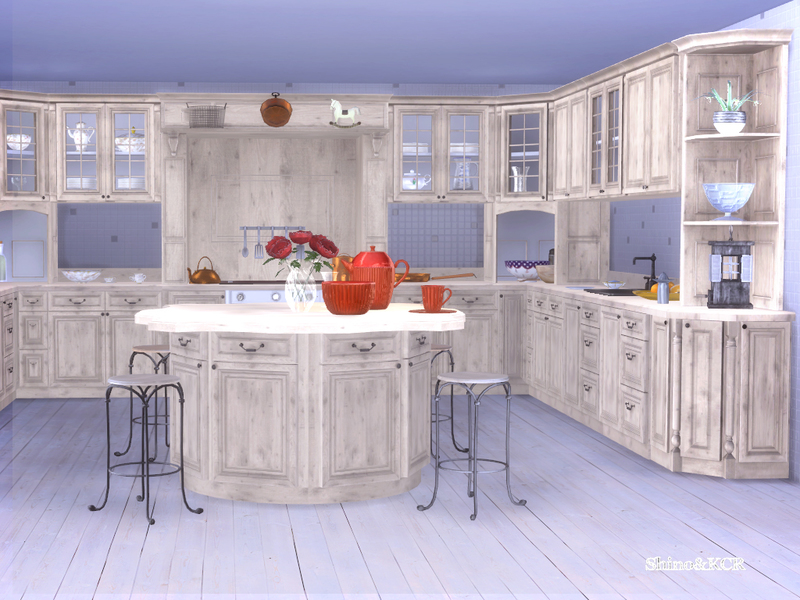Shinokcr'S Kitchen French Country