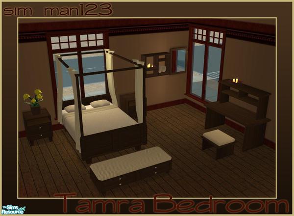Sim man123 39 s tamra bedroom for Bedroom simulator