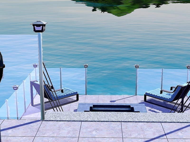 Modern beach house the sims 3 download simsdomination for Beach house 3 free download