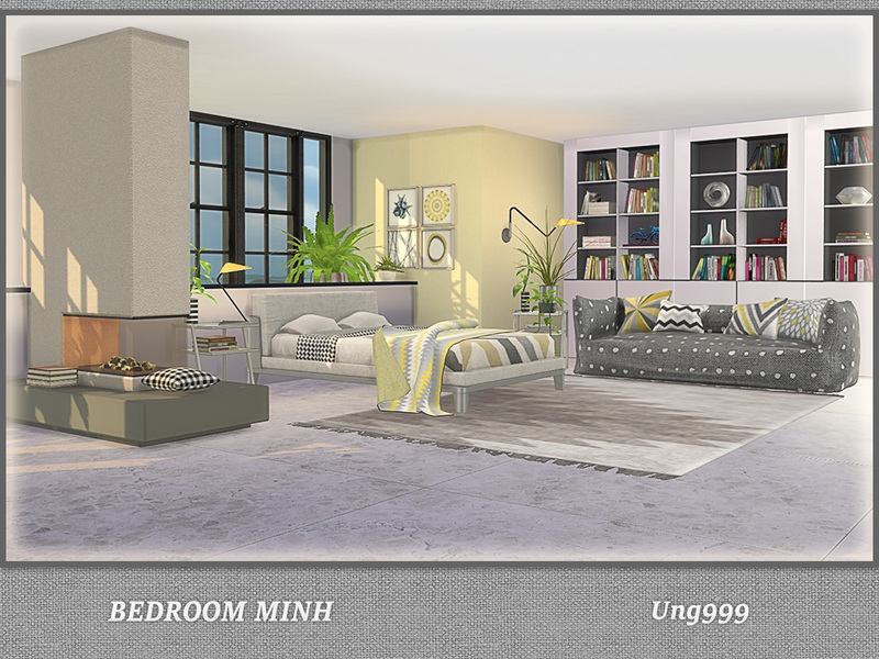 ung999s Bedroom Minh : w 800h 600 2783028 from www.thesimsresource.com size 800 x 600 jpeg 196kB