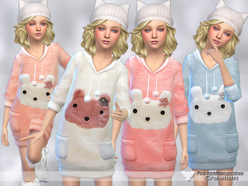 Pinkzombiecupcakes' Cute Winter Sweaters for Girls