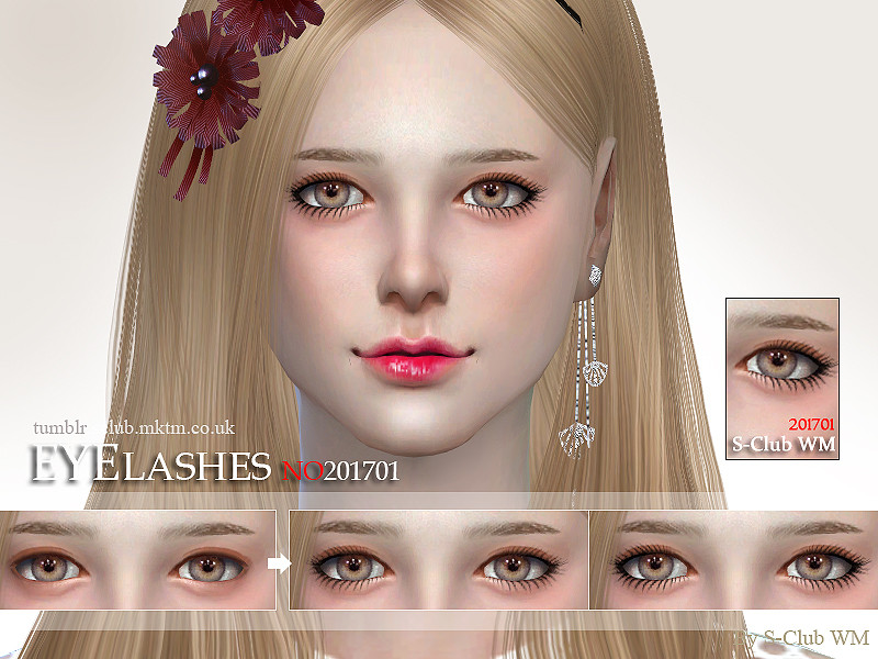 22c14fe8f2f S-Club WM ts4 eyelashes 201701