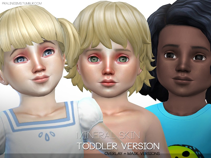 Pralinesims Mineral Skin Toddler Version
