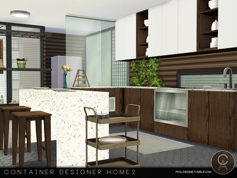 Pralinesims\' Container Designer Home 2