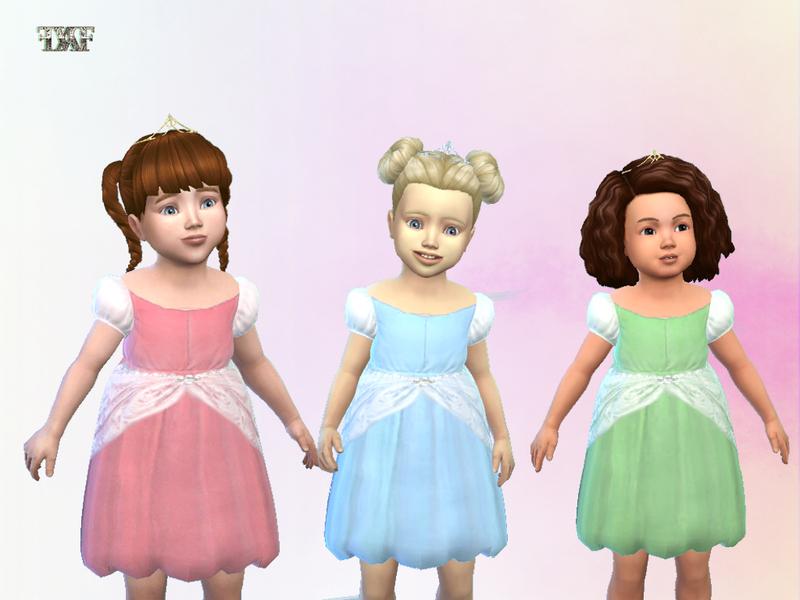 Alin2 S Princess Dress