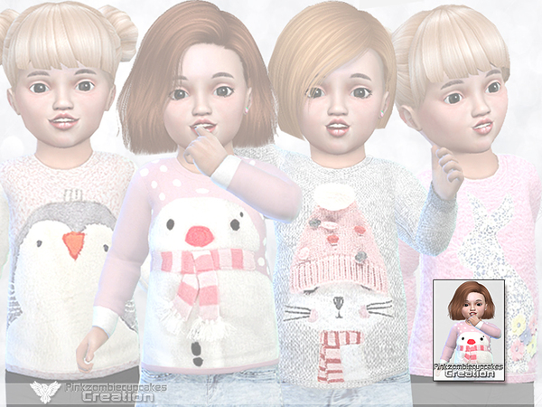 Pinkzombiecupcakes Cute Sweaters For Toddler