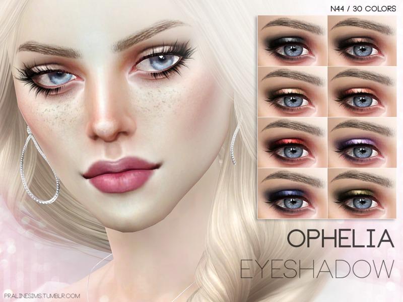 Pralinesims' Ophelia Eyeshadow N44