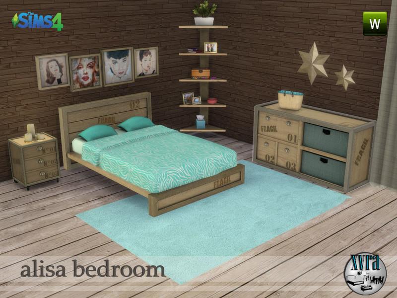 xyra33s xyra alins bedroom set