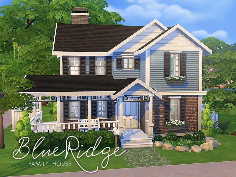 smubuh's Blue Ridge Family House