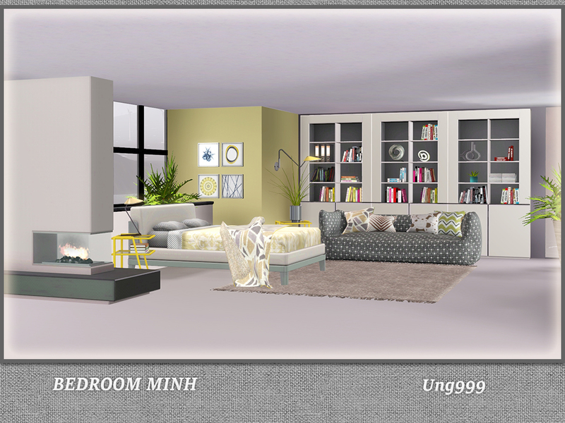 Ung999 S Black White Living: Ung999's Bedroom Minh