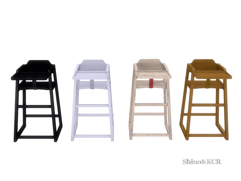 Classic Toddler- Highchair  sc 1 st  The Sims Resource & ShinoKCRu0027s Classic Toddler- Highchair