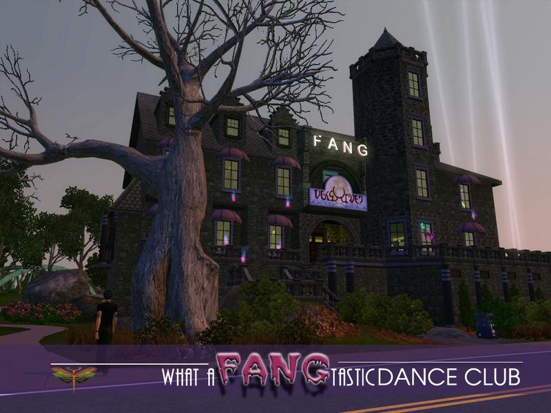 Fredbrennys Fang Tastic Dance Club