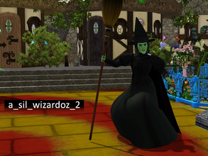Sims 3 — Wizard of Oz Poses  by narro2 — A group of Poses based on the movie The Wizard of Oz. You can download the
