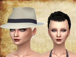 Sims 4 Cc Short Hair Short Hairstyle Ideas
