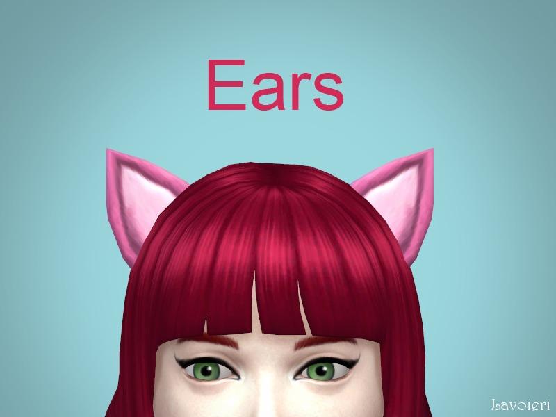 Sims 4 Downloads - 'ears'