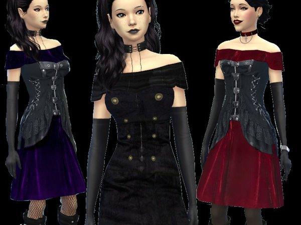 grissea's Gothic Dresses