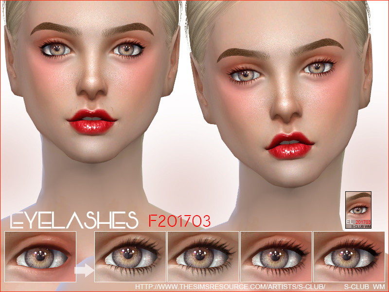 c37f8301d35 S-Club WM ts4 eyelashes 201703