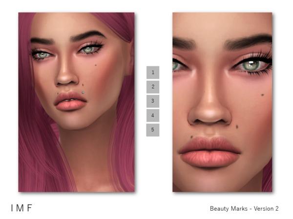 Izziemcfire S Imf Beauty Marks Version 2 F M