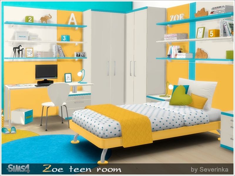 severinka_s zoe teen room furniture - Teen Room Furniture