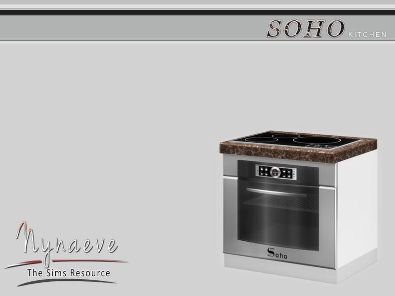 Nynaevedesign S Soho Stove Freestand Version