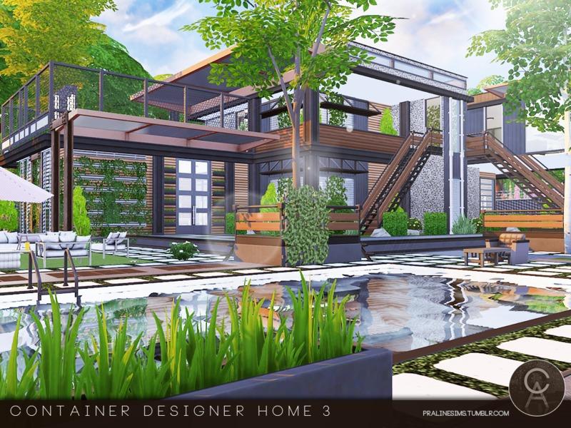 Pralinesims Container Designer Home 3