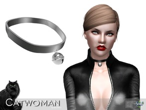Sims 3 — Catwoman bell by Shushilda2 — Clothes and accessories set for an alternative version of Catwoman - New mesh - 2