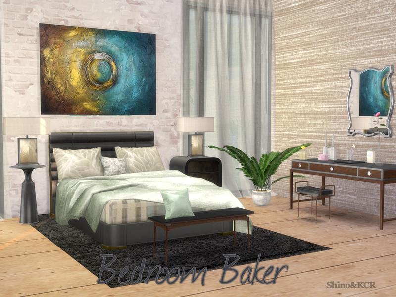 . ShinoKCR s Bedroom Baker