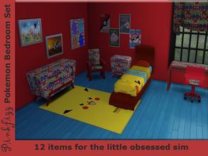 Sims 4 Sets - \'pokemon\'