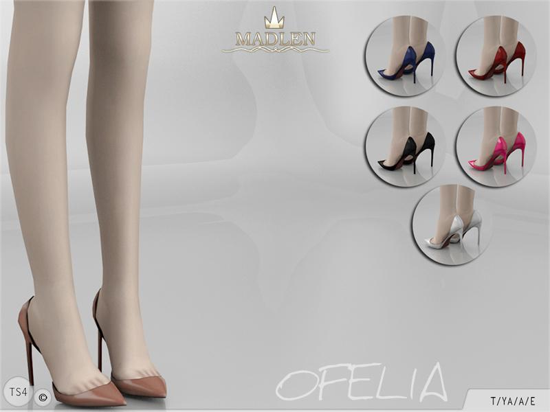 Mj95 S Madlen Ofelia Shoes