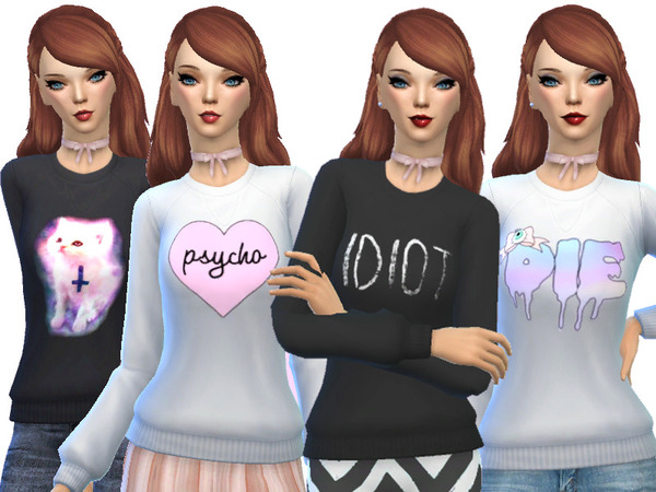 Wicked_Kittie's Super Snazzy Tumblr Themed Sweaters - Spa Day needed