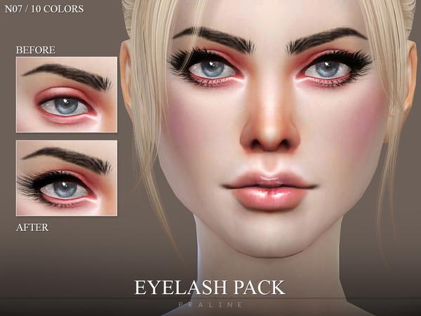 Eyelash Pack N07