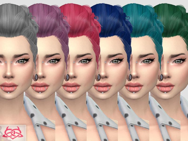 Colores Urbanos Psychobilly Hair 2