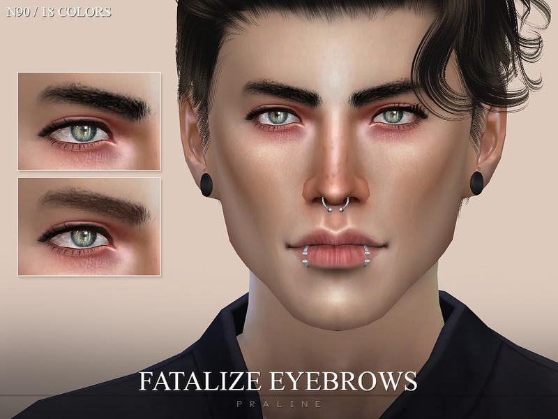 Sims 4 Hair Goth