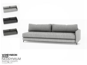 Neodymium Sofa I