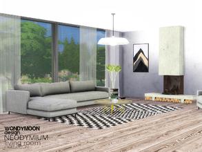 Neodymium Living Room
