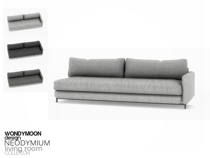 Wondymoon S Neodymium Sofa I