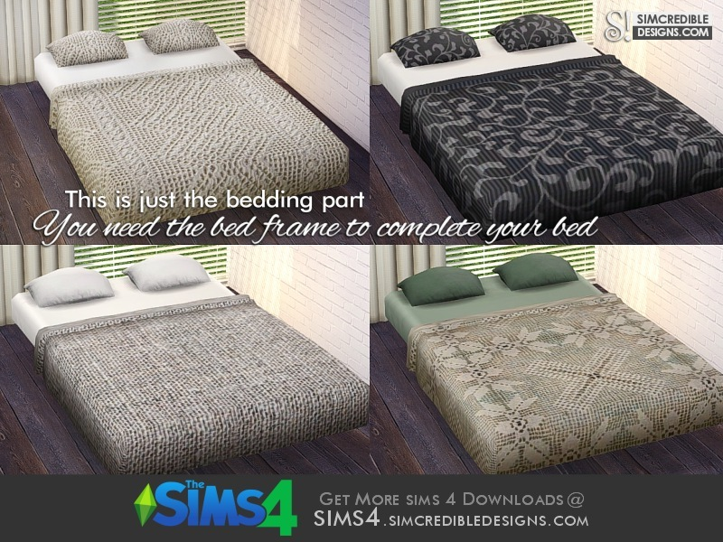 Simcredible S Cassis Bed Mattress