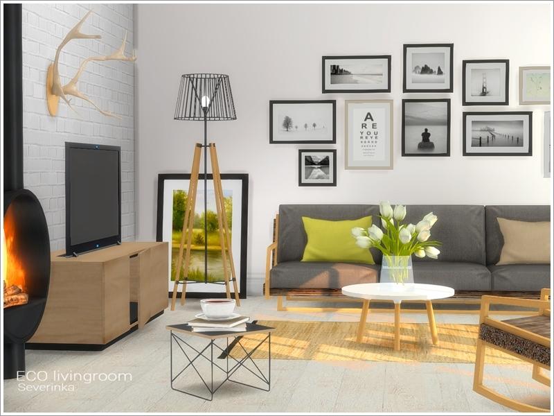 Severinka S Eco Livingroom