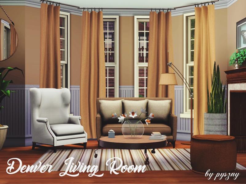 Pyszny48's Denver Living Room Magnificent Living Room Denver