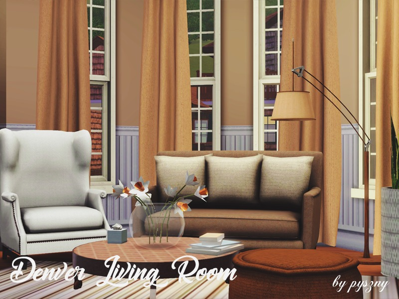 Pyszny16s Denver Living Room