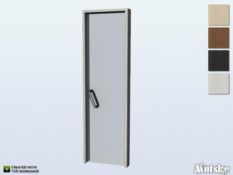 Cedar Door 1x1