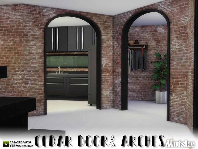 1 ... & mutskeu0027s Cedar Doors and Arches