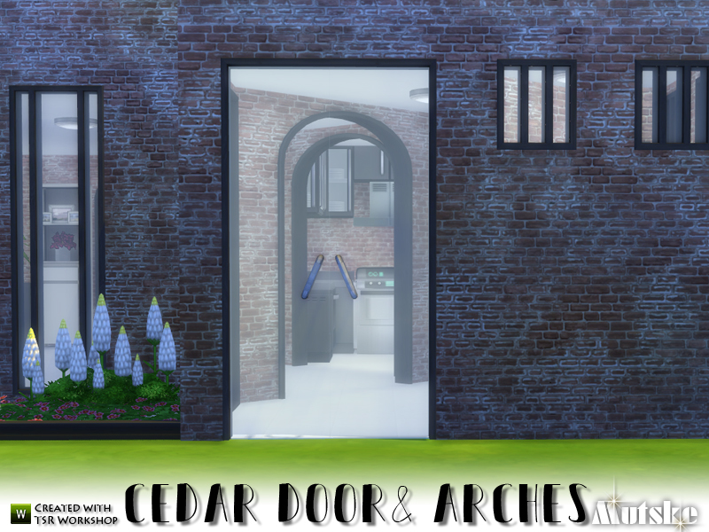 Cedar Doors and Arches & mutske\u0027s Cedar Doors and Arches
